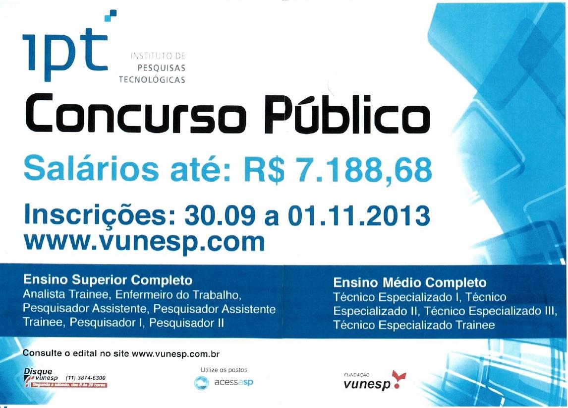 IPT Concursos